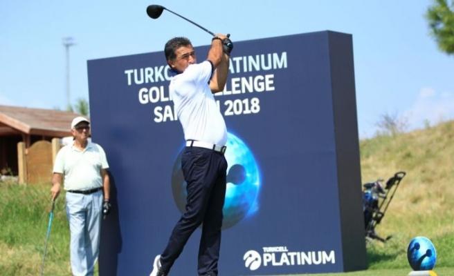 Turkcell Platinum Golf Challenge Samsun'da heyecan başladı