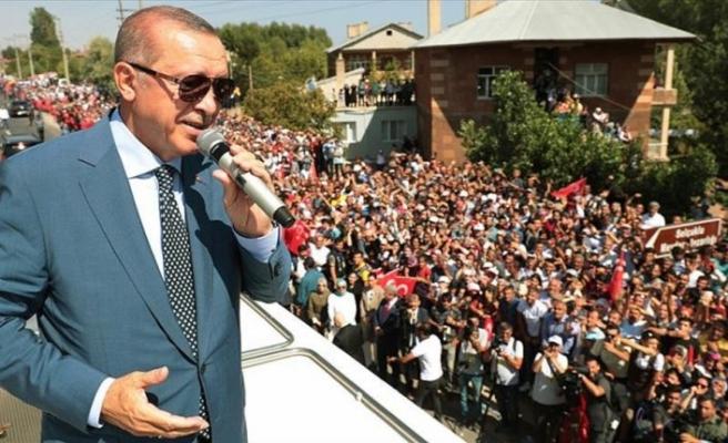 Türkiye Cumhurbaşkanı Erdoğan: Çok daha farklı bir şekilde 2071'e yürüyeceğiz