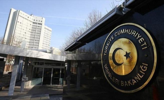 Türkiye'den Yunanistan'a 'Kufodinas'a izin hakkı' tepkisi