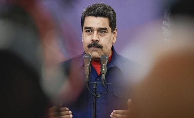 Venezuela Devlet Başkanı Maduro'ya bomba yüklü İHA ile saldırı