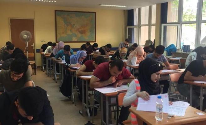Yabancı öğrencilerin Türkçe notu yüksek
