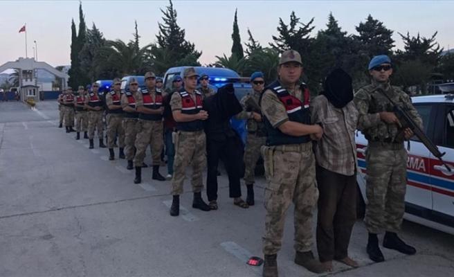 Afrin'de 2 askerin şehit edilmesi olayına karışan teröristler yakalandı