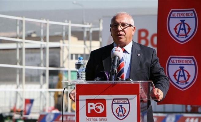 Altınordu Başkanı Özkan dünya fair play ödülüne aday
