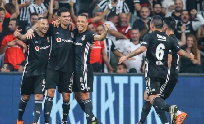 Beşiktaş'ta gözler yeni transferlerde