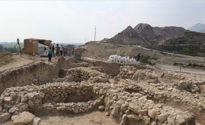 Binlerce yıllık savaşın izlerine 'çift duvarlı sur'da ulaşıldı