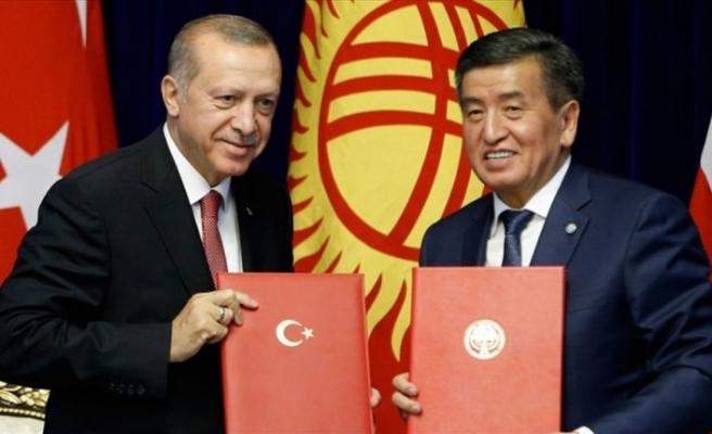 Cumhurbaşkanı Erdoğan: FETÖ mevcut olduğu tüm ülkeler için büyük tehdit