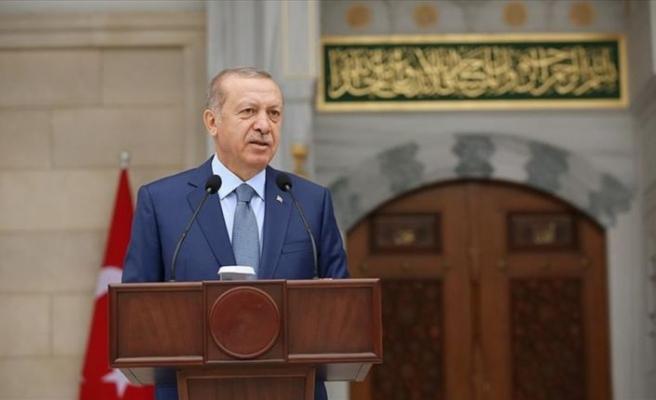 Cumhurbaşkanı Erdoğan: FETÖ ve benzeri terör örgütlerine karşı uyanık olmalıyız