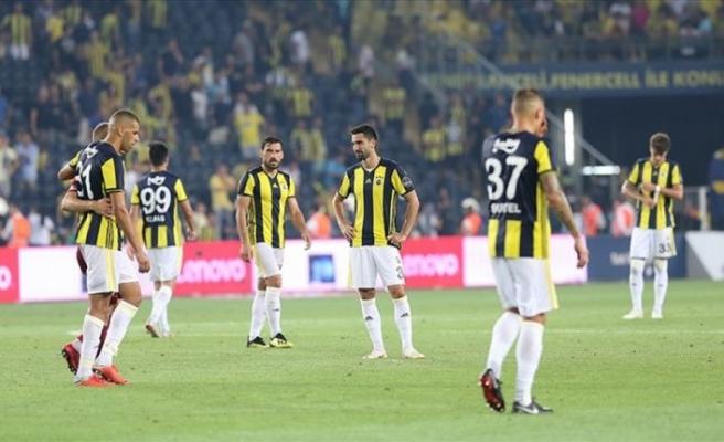 Fenerbahçe tarihinin en kötü sezon başlangıcını yaptı