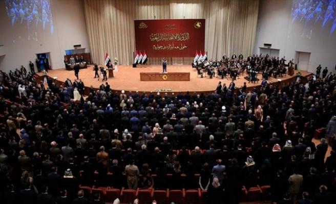 Irak meclisi, yeni başkanını seçmek için toplandı