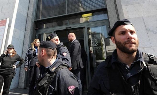 İtalya polisinden terör örgütü YPG/PKK mensubu İtalyan'a operasyon