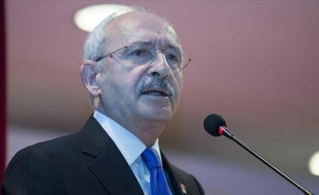Kılıçdaroğlu, Dünya Barış Günü'nü kutladı