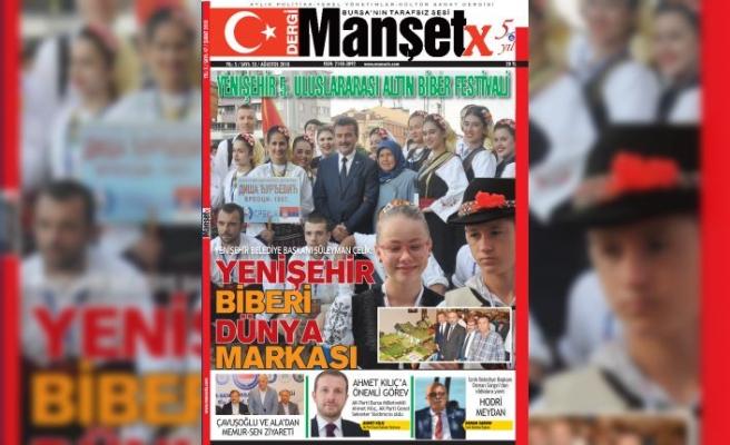 Manşetx Dergisi'nin 53. Sayısı Çıktı