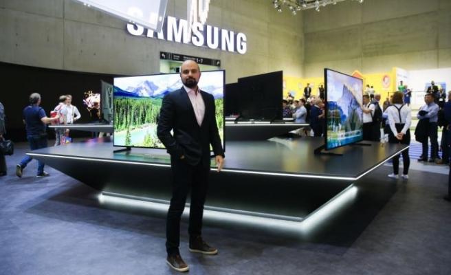 Samsung, HD kalitesini 8K ile 16 kat artırdı