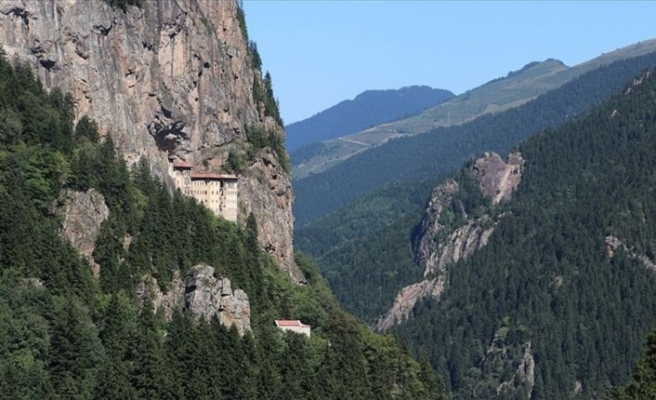 Sümela'nın 'Aya Varvara'sı rağbet görüyor