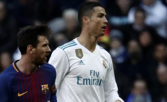 Transfer dönemi ile La Liga'da da Ronaldo-Messi rekabeti bitti