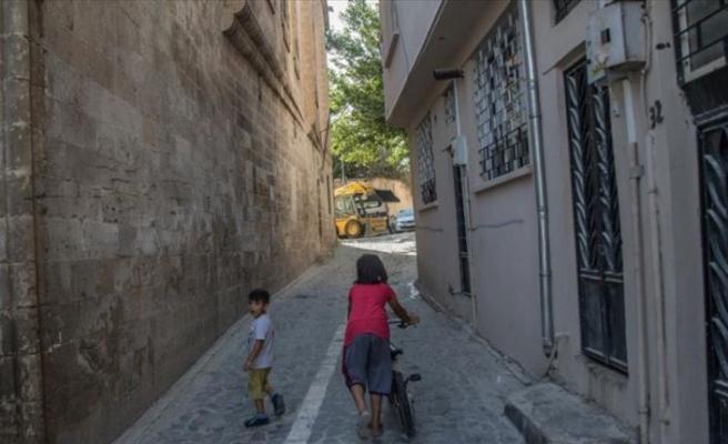 Urfa'nın tarihi sokakları yeni yüzüyle turizme katkı sunacak