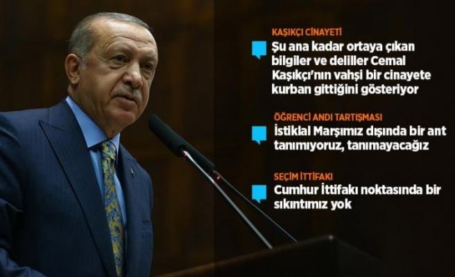 18 tutuklunun İstanbul'da yargılanması teklifimdir