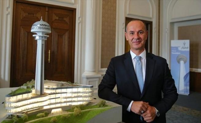 300 milyon liralık yatırımla yenilenen Atakule 29 Ekim'de açılacak