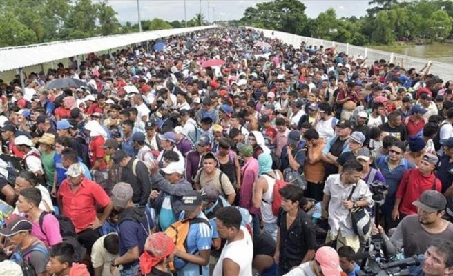 ABD'nin Meksika sınırına 800 asker konuşlandıracağı iddiası