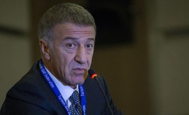 Ahmet Ağaoğlu'ndan 'Trabzonspor modeli' öz eleştirisi