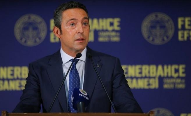 Ali Koç Fenerbahçe'deki ayrılıklara açıklık getirecek