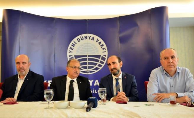 Başkan Edebali'den Erkek Öğrenci Yurdu'na Ziyaret