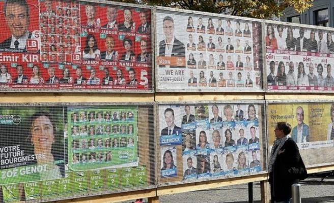 Belçika'daki yerel seçimlere Türk adaylardan yoğun katılım