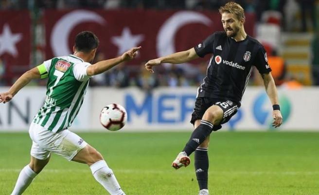Beşiktaş 1 puanla yetindi
