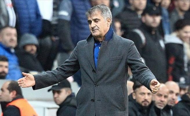 Beşiktaş Teknik Direktörü Güneş'ten 'Quaresma' açıklaması