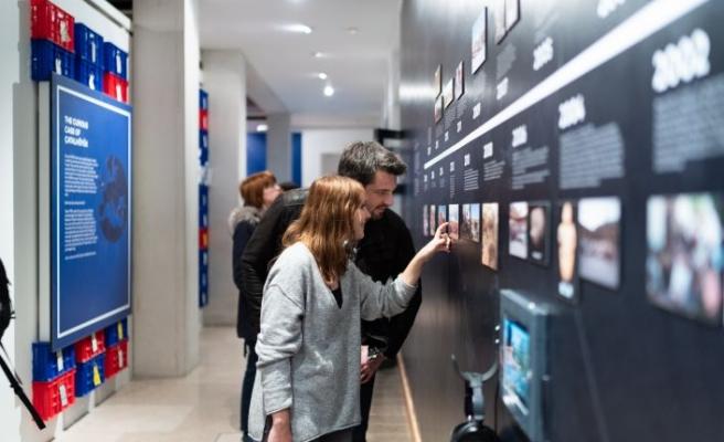 ''Bir Kazı Hikayesi: Çatalhöyük'' Sergisi Londra'ya Taşındı