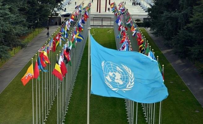 BM İnsan Hakları Konseyi'ne 18 yeni üye seçildi