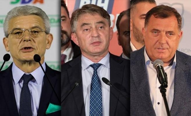 Bosna Hersek yeni konsey üyelerini seçti