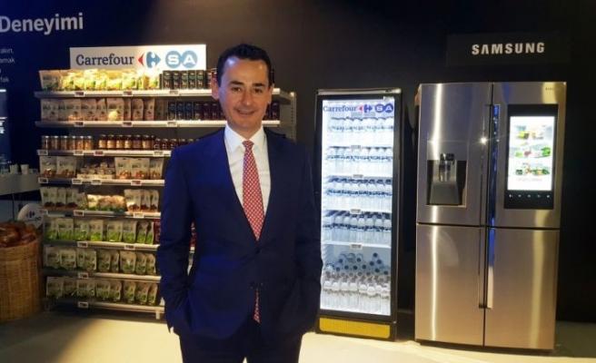 CarrefourSA'nın dijital marketi SAP Forum'da