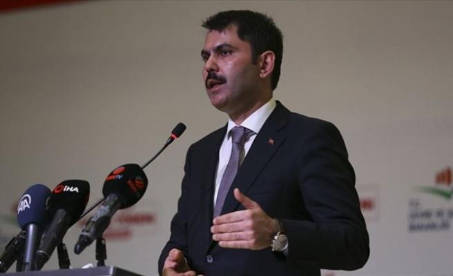 Çevre ve Şehircilik Bakanı Kurum: Bu ekonomik savaştan da galip çıkmayı başardık