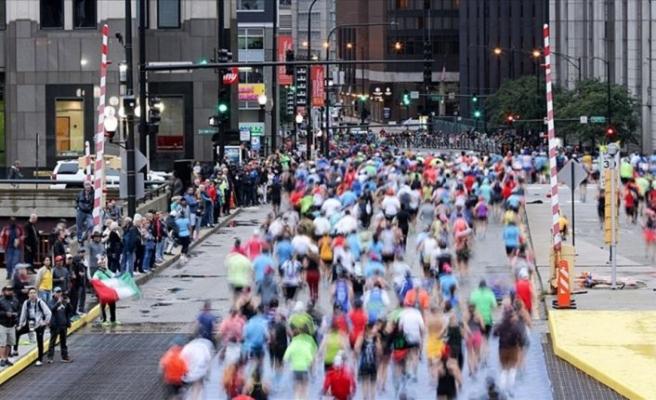 Chicago Maratonu koşuldu