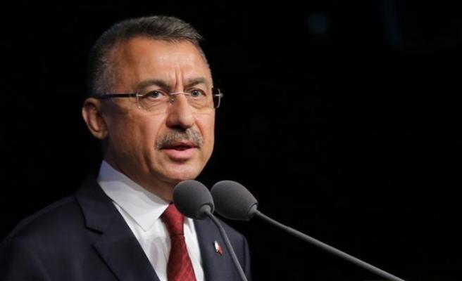Cumhurbaşkanı Yardımcısı Oktay: Uluslararası toplumu Ortadoğu için iş birliğine davet ediyorum