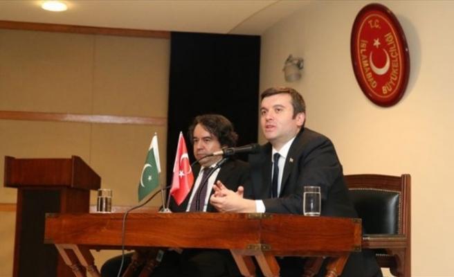 Dışişleri Bakan Yardımcısı Kıran: FETÖ'yle ilgili Pakistan'da önemli gelişmeler yaşanacak