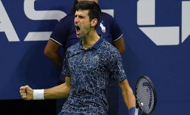 Djokovic Şangay'da finalde