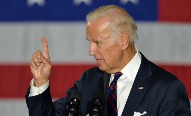 Eski ABD Başkan Yardımcısı Biden'a şüpheli paket