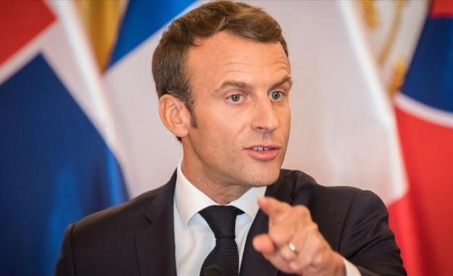 Fransa Cumhurbaşkanı Macron: Silah satışının Kaşıkçı'yla bir ilişkisi yok