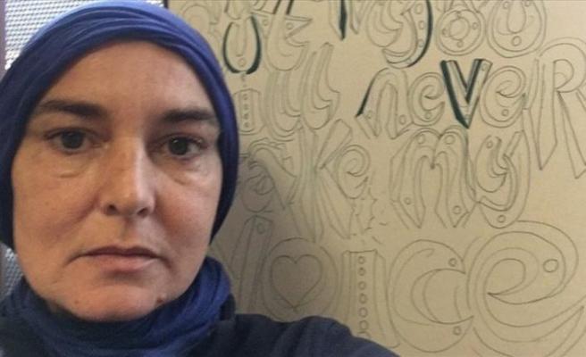 İslam'ı seçen İrlandalı şarkıcıdan Müslümanlara teşekkür