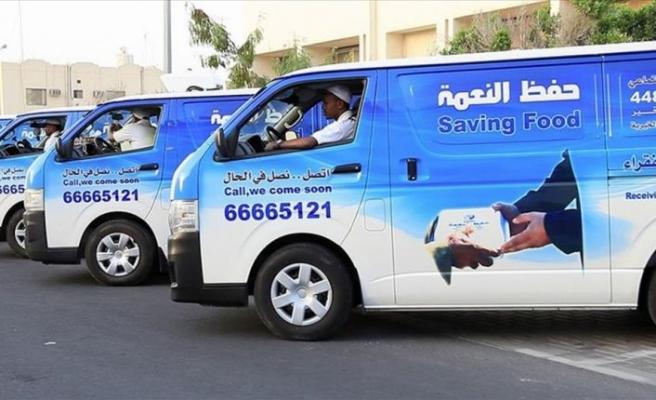 Katar'ın ilk gıda bankası: 'Nimeti Koruma Merkezi'