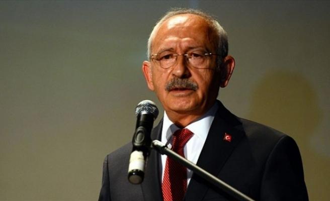 Kılıçdaroğlu'ndan 'Brunson' açıklaması