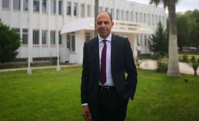 KKTC Başbakan Yardımcısı Özersay: Statüko, Kıbrıs Türk tarafına zarar veriyor