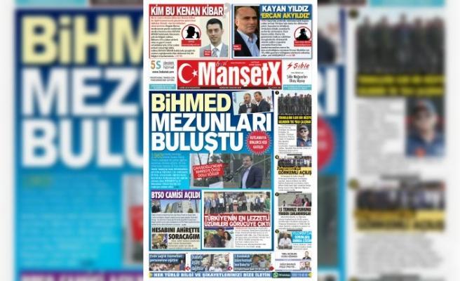 MANŞETX Gazetesi'nin 254. Sayısı Çıktı.