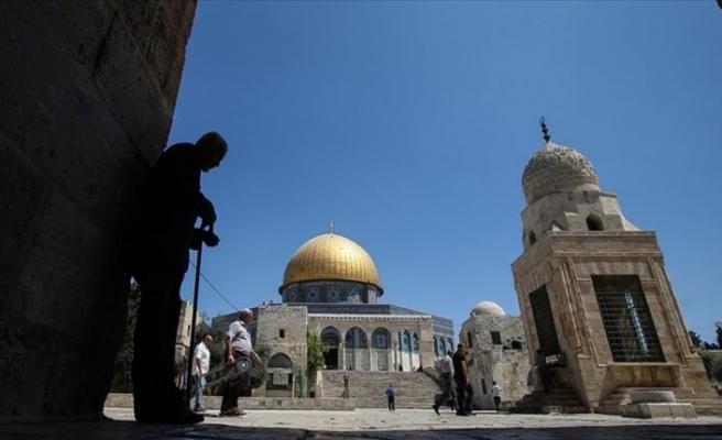 Mescid-i Aksa'da 'Yahudilere mülk satmayın' uyarısı
