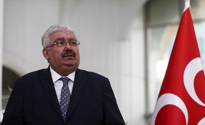 MHP Genel Başkan Yardımcısı Yalçın: Yetkilileri göreve davet ediyoruz
