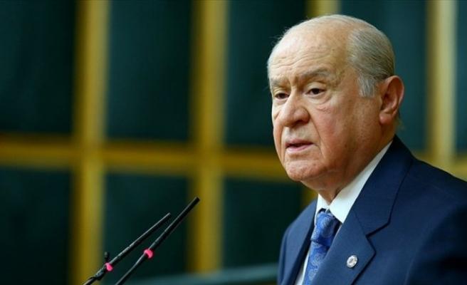MHP Genel Başkanı Bahçeli: Kanun teklifi Meclis'e gelirse gereğini yapacağız