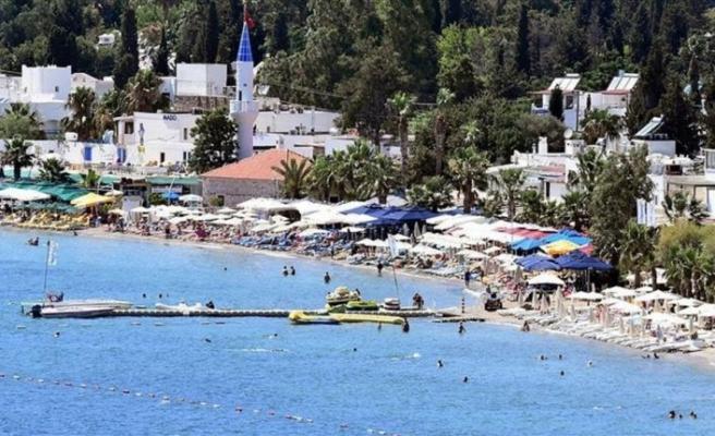 Muğla'ya gelen turist sayısı yüzde 32 arttı