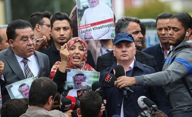 Nobel ödüllü gazeteciden Kaşıkçı'nın kaybolmasına tepki